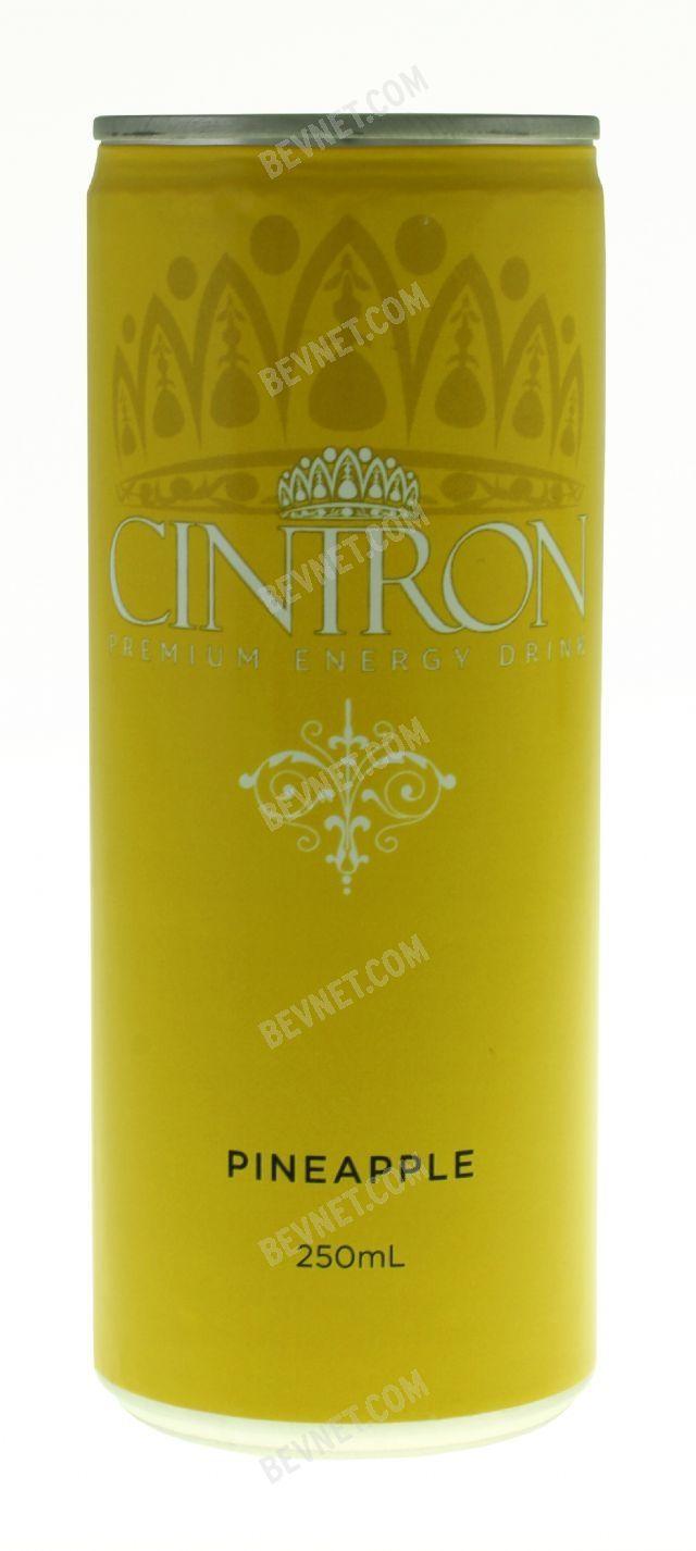 Cintron Premium Energy Drink:
