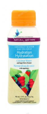 Coconut Water and Super Berry Nectars