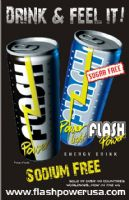 Flash Power Energy Drink