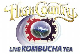 High  Country Kombucha Live Kombucha Tea