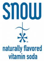 Snow Naturally Flavored Vitamin Soda