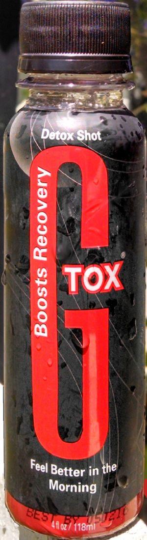 GTOX Detox & Recovery Shot