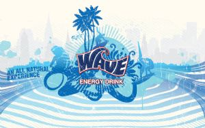 Wave Energy Drink