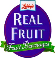 Libby's Real Fruit