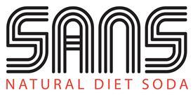 SANS Natural Diet Soda