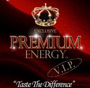 Premium Energy VIP Drink