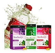 Buchulife Sparkling Herbal Water