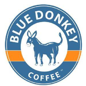 Blue Donkey Iced Coffee