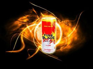 Fire Blade Energy Drink
