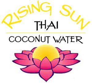Rising Sun Thai Coconut Water