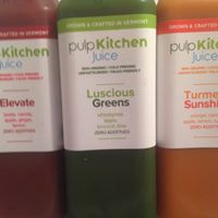 Pulp Kitchen Juice