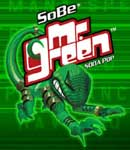SoBe Mr. Green Soda