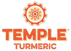 Temple Turmeric Raw Vinegar Drink