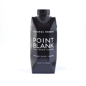 Point Blank Cold Brew