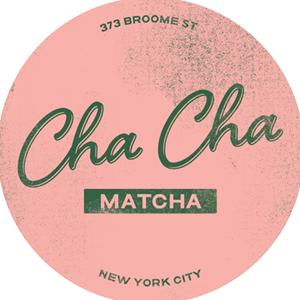 Cha Cha Matcha