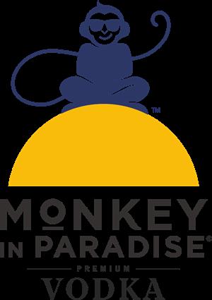 Monkey In Paradise Vodka