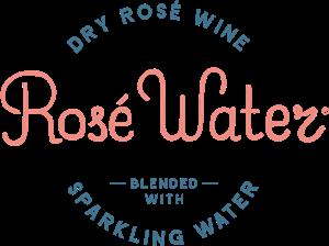 Rosé Wine Water