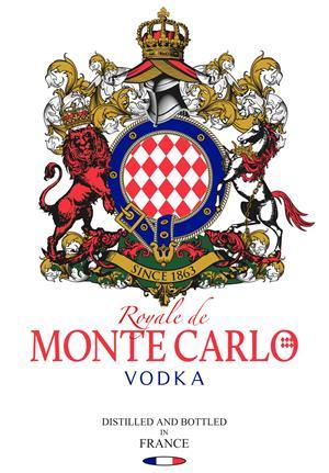 Royale de Monte Carlo Vodka