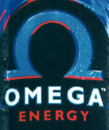 FUZE Omega Energy Drink (Discontinued)
