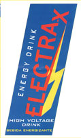 Electra-X Energy Drink