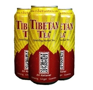 Tibetan Tea Sparkling Herbal Tea