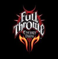Full Throttle Energy Drink (Discontinued)