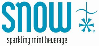 Snow Sparkling Mint Beverage