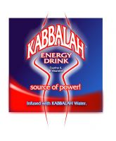 Kabbalah Energy Drink