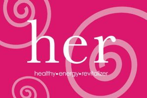 HER Energy Drink (healthy energy revitalizer)
