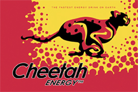Cheetah Energy Drink