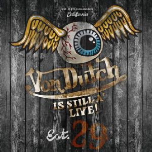 Von Dutch Energy Drink (Discontinued)