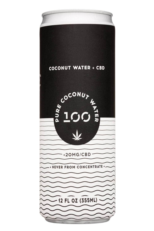 Coconut Water + CBD