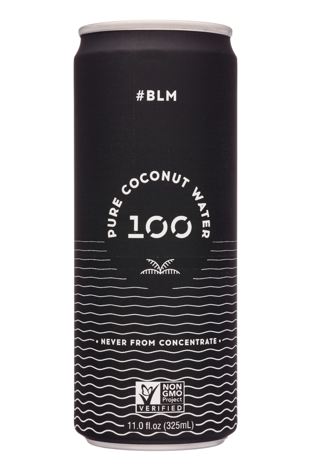 #BLM: Pure Coconut Water