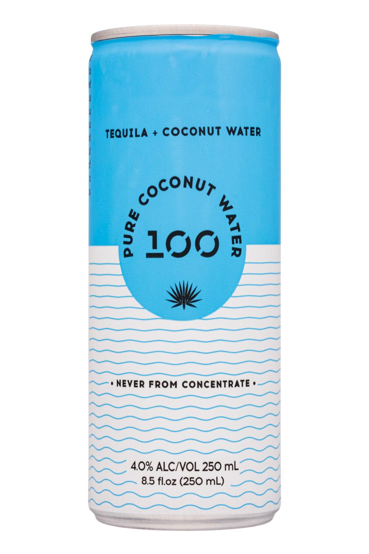 Tequila + Coconut Water