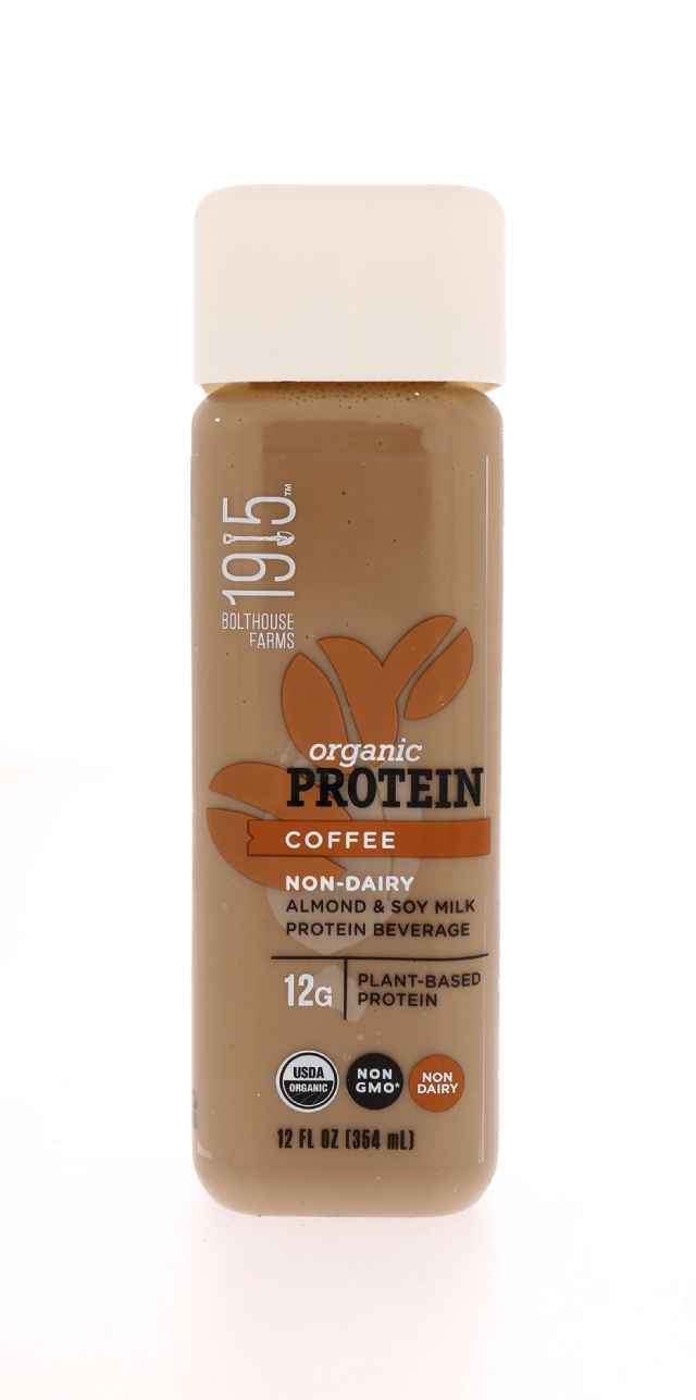 1915 Organic Protein: BF1915_Coffee Front