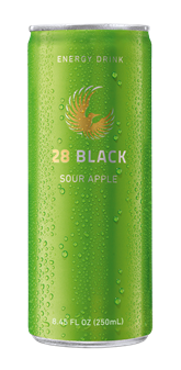 28 BLACK Sour Apple