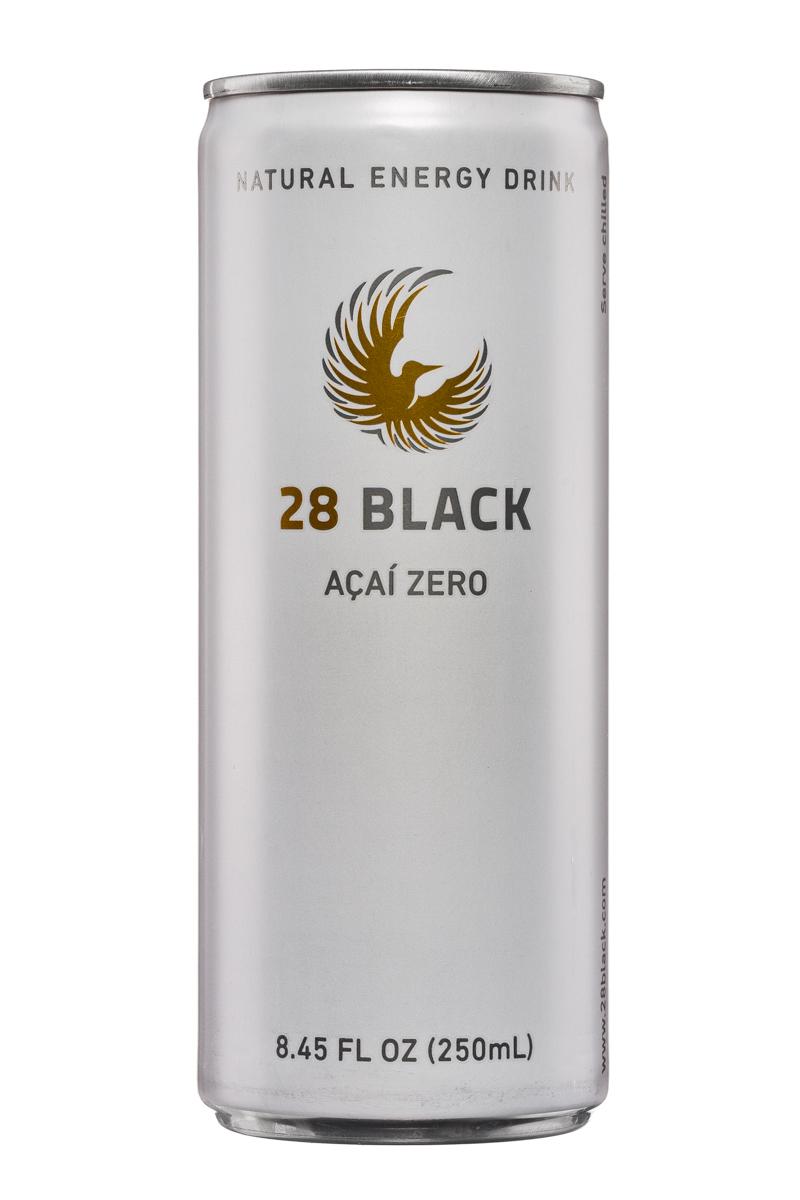 28 BLACK: SplendidDrinks-28Black-AcaiZero-8oz-Front