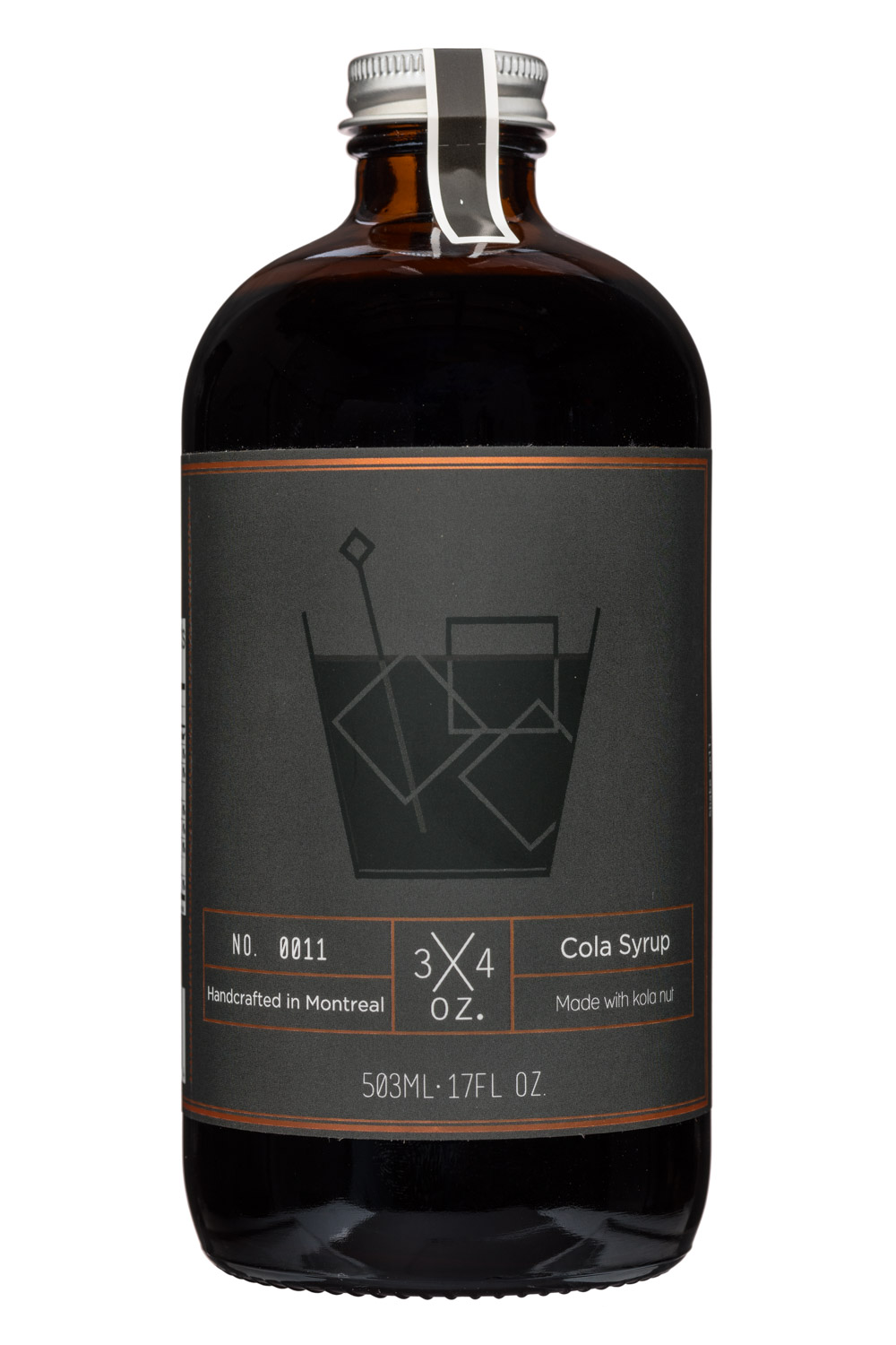 Cola Syrup