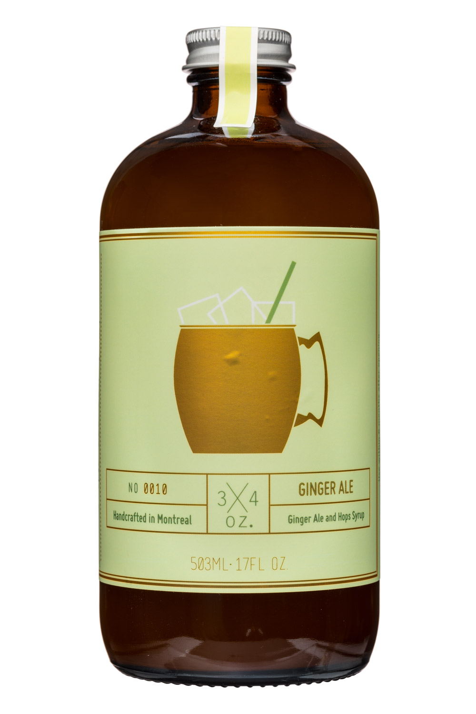 3/4oz: 34oz-17oz-CocktailSyrup-GingerAle-Front