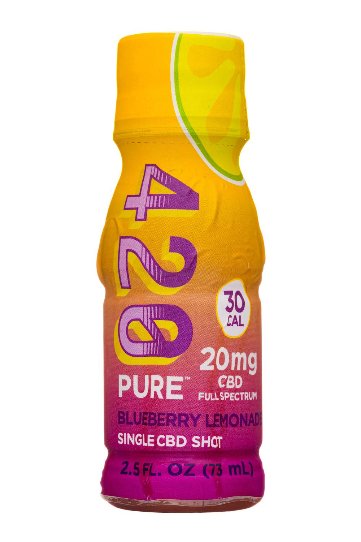 Blueberry Lemonade CBD 20mg