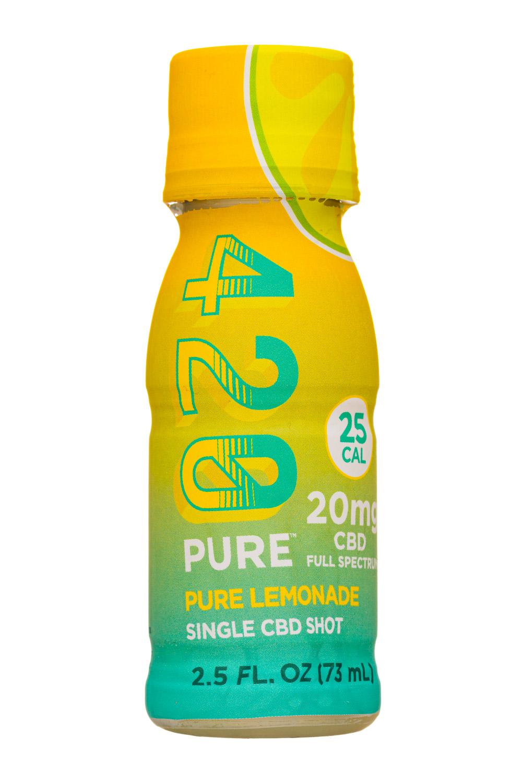 Pure Lemonade CBD 20mg
