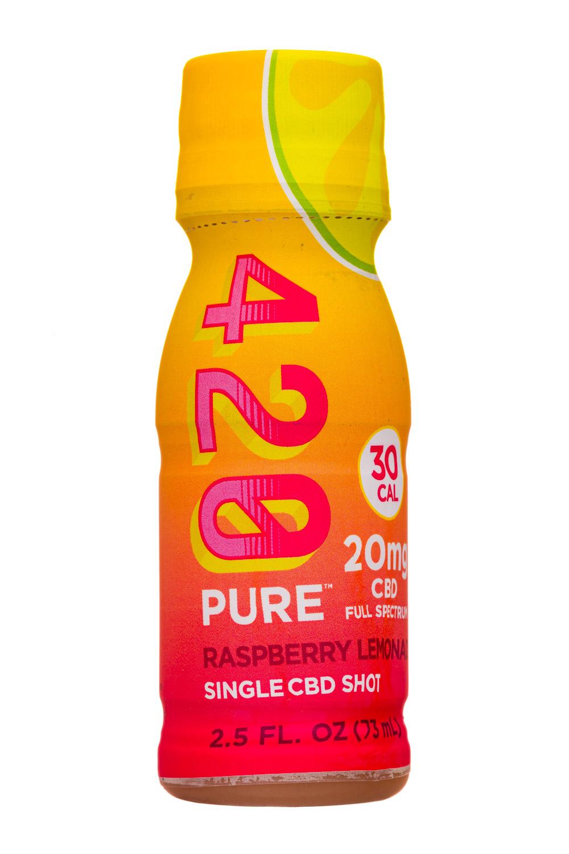 Raspberry Lemonade CBD 20mg