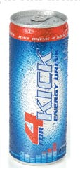 4Kick Energy Drink