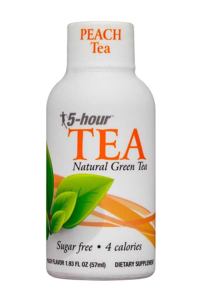 5 Hour Energy: 5Hour-2oz-Tea-Green-Front