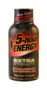 Extra Strength / Strawberry Watermelon - New Flavor
