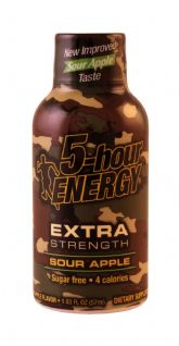 Extra Strength / Sour Apple - New Formulation