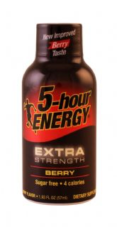 Extra Strength / Berry - New Formulation