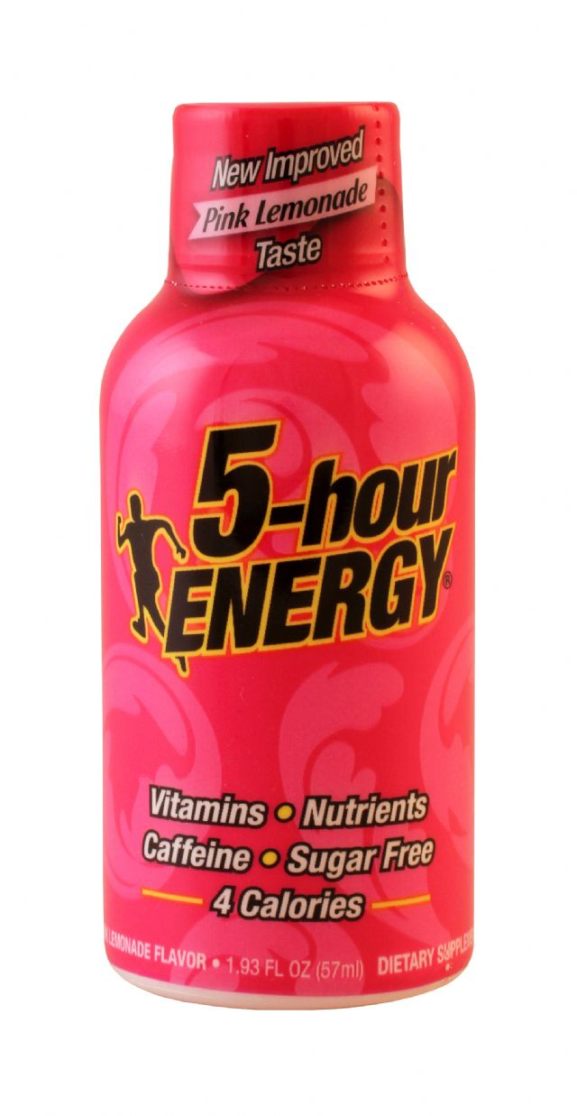 5-hour Energy: 5Hour PinkLem Front