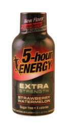 5-hour Energy: 5Hour StrawWater Front