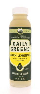 Green Lemonade (12 oz)
